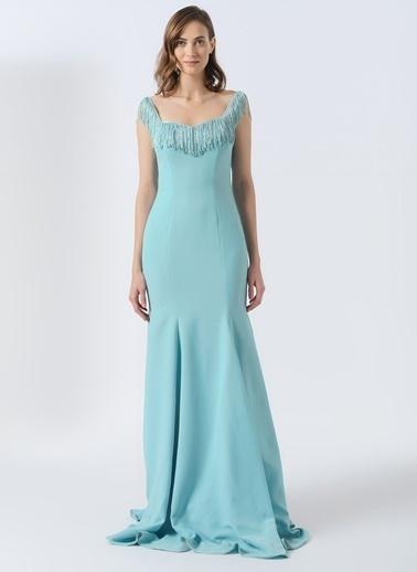 Karahasans Elbise Mavi